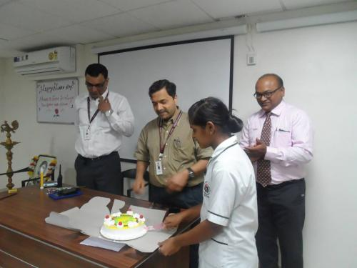 AT United CIIGMA Hospital